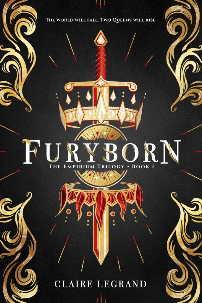 Furyborn – Claire Legrand