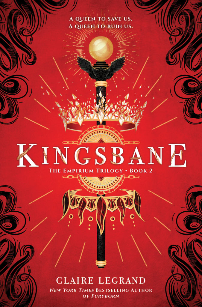 Image result for kingsbane by claire legrand